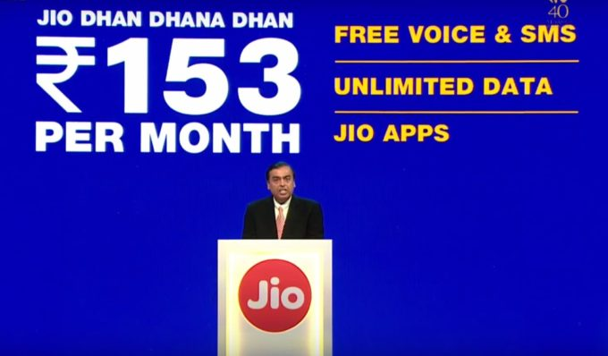 get a JioPhone for free, JioPhone Rs.153 Plan