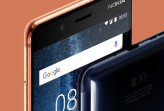 Nokia 8 price in India, https://www.techbilla.com/